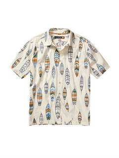 WDM0Ventures Short Sleeve Shirt by Quiksilver - FRT1