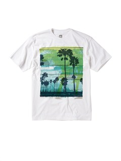 WBB0Men's Abyss T-Shirt by Quiksilver - FRT1