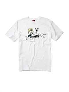 WHTDead N Gone T-Shirt by Quiksilver - FRT1