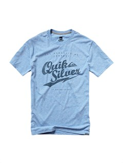 BQW0Mixed Bag Slim Fit T-Shirt by Quiksilver - FRT1
