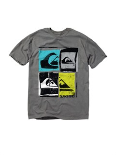 KPC0Mixed Bag Slim Fit T-Shirt by Quiksilver - FRT1