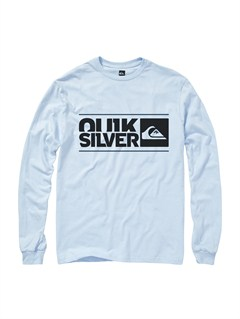 BFG0The Bay Long Sleeve T-Shirt by Quiksilver - FRT1