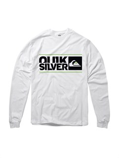 WBB0The Bay Long Sleeve T-Shirt by Quiksilver - FRT1