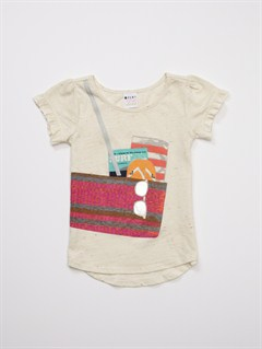 PRLBaby Barrel Buds Harmony Tee by Roxy - FRT1