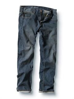 DRVThe Denim Jeans 32 Inseam by Quiksilver - FRT1