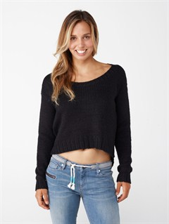 BLKTurnstone Sweater by Roxy - FRT1