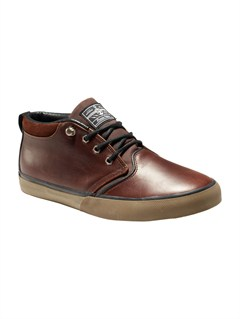 DBREmerson Vulc Canvas Shoe by Quiksilver - FRT1
