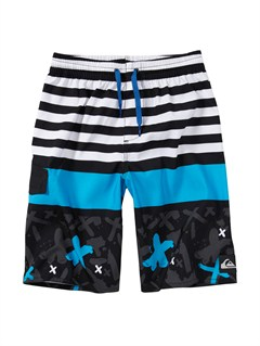 KVJ6Boys 8- 6 A little Tude Boardshorts by Quiksilver - FRT1