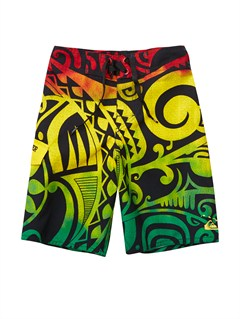 RNN0Boys 2-7 Batter Volley Boardshorts by Quiksilver - FRT1