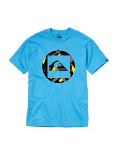 BMM0Boys 2-7 Checkers T-Shirt by Quiksilver - FRT1