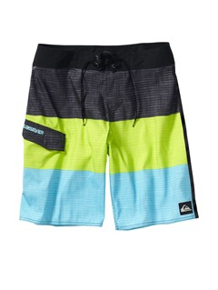 "GJZ3AG47 New Wave Bonded  9"" Boardshorts by Quiksilver - FRT1"