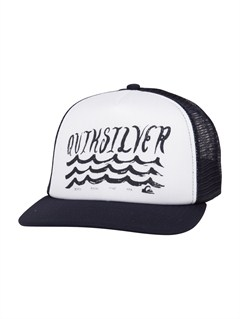 BRQ0Boardies Trucker Hat by Quiksilver - FRT1