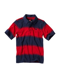 CHIBoys 2-7 On Point Polo Shirt by Quiksilver - FRT1
