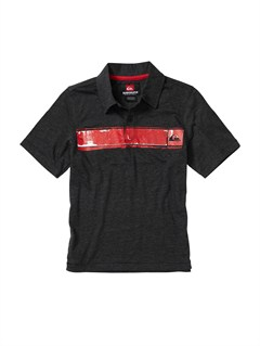 BLKBoys 8- 6 Score Core Heather T-Shirt by Quiksilver - FRT1