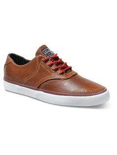 DKREmerson Vulc Canvas Shoe by Quiksilver - FRT1