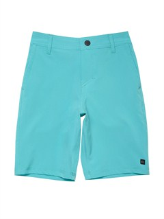 BLK0Boys 2-7 Batter Volley Boardshorts by Quiksilver - FRT1