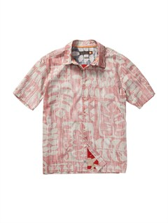 NPW0Men s Baracoa Coast Short Sleeve Shirt by Quiksilver - FRT1