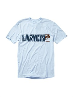 BFG0A Frames Slim Fit T-Shirt by Quiksilver - FRT1