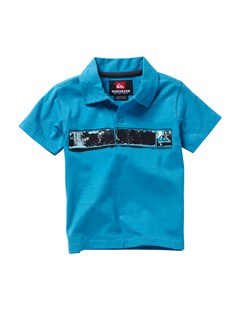 SGYBaby Boston Says Polo Shirt by Quiksilver - FRT1