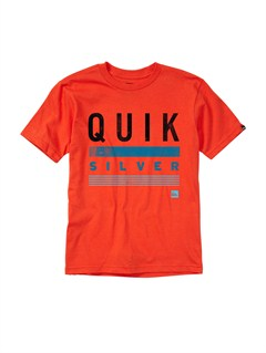 RQF0Boys 2-7 Checkers T-Shirt by Quiksilver - FRT1