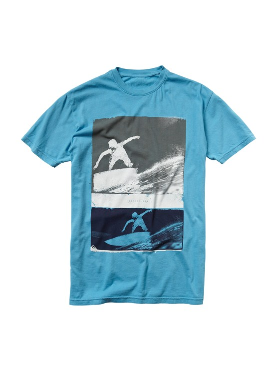 BLP0Easy Pocket T-Shirt by Quiksilver - FRT1