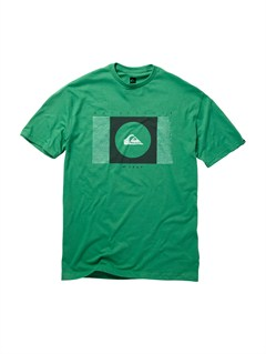 GNZ0A Frames Slim Fit T-Shirt by Quiksilver - FRT1