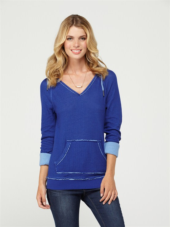 PRC0BEAUTIFUL LIFE SWEATER by Roxy - FRT1