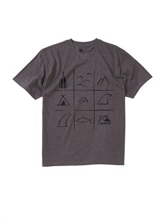 KRPHAdd It Up Slim Fit T-Shirt by Quiksilver - FRT1