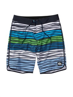 "KTP6AG47 New Wave Bonded  9"" Boardshorts by Quiksilver - FRT1"