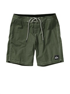 GQM0Union Surplus 2   Shorts by Quiksilver - FRT1