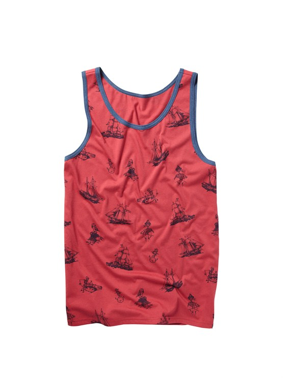 RRD0Mountain Wave Slim Fit Tank by Quiksilver - FRT1