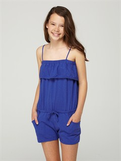 ELBGirls 7- 4 Vacation Spot Romper by Roxy - FRT1
