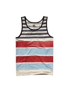 SEW0Big Foot Slim Fit Tank by Quiksilver - FRT1