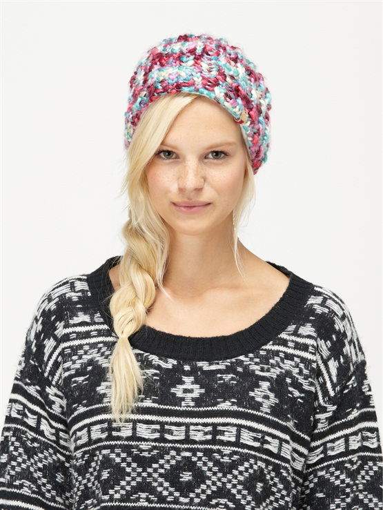 PNKCandy Coated Beanie by Roxy - FRT1