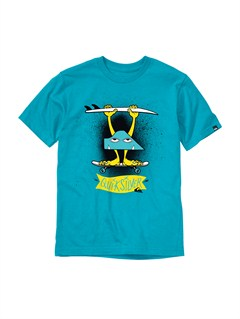 BNY0Boys 2-7 Adventure T-shirt by Quiksilver - FRT1