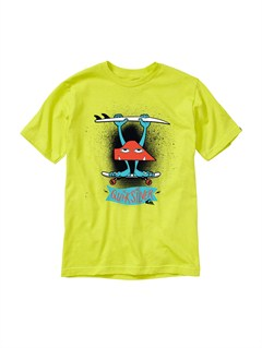 GGP0Boys 2-7 Adventure T-shirt by Quiksilver - FRT1