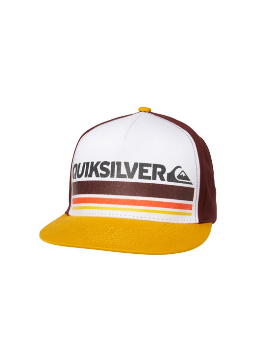 NKB0After Hours Trucker Hat by Quiksilver - FRT1