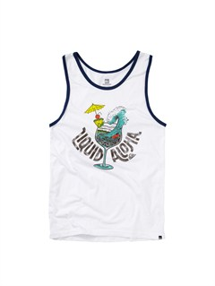 WBB0Cakewalk Slim Fit Tank by Quiksilver - FRT1