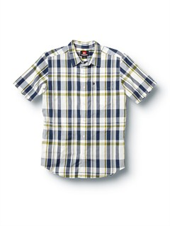 BLUFresh Breather Short Sleeve Shirt by Quiksilver - FRT1