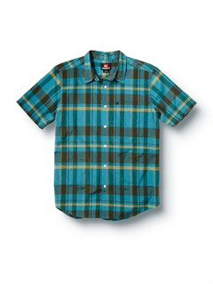 BYASea Port Short Sleeve Polo Shirt by Quiksilver - FRT1
