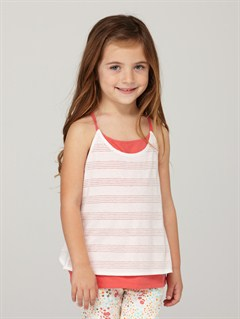 PPEGirls 2-6 Back It Up Tank Top by Roxy - FRT1