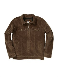 KQZ0Men s Santa Cruz Corduroy Jacket by Quiksilver - FRT1
