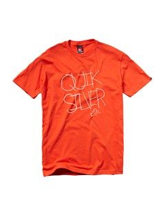 RQF0Mixed Bag Slim Fit T-Shirt by Quiksilver - FRT1