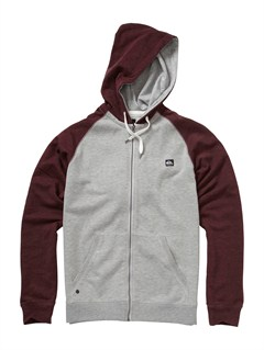 RSHHHartley Zip Hoodie by Quiksilver - FRT1