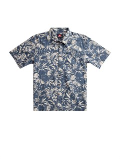 WDV7Boys 8- 6 Mountain And Wave Shirt by Quiksilver - FRT1