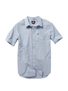 BQR0Tube Prison Short Sleeve Shirt by Quiksilver - FRT1