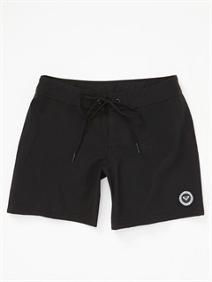 BLKGirls 7- 4 Doll Face Dot Boardshorts by Roxy - FRT1