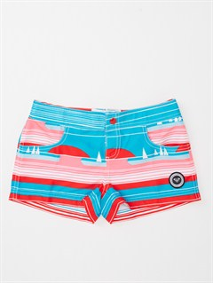 PNPGirls 7- 4 Little Beauty Endless Sun Boardshorts by Roxy - FRT1