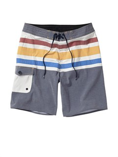 KTP0New Wave 20  Boardshorts by Quiksilver - FRT1
