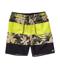 "GPB6AG47 New Wave Bonded  9"" Boardshorts by Quiksilver - FRT1"